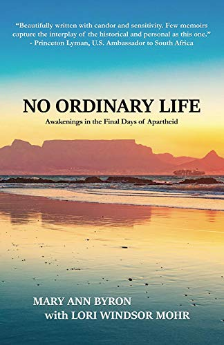 No Ordinary Life: Awakenings in the Final Days of Apartheid (Cassette Color)