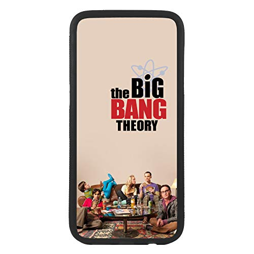 eececd20f99 Cover case for Mobile The Big Bang Theory tv Serie Compatible with iPhone 8