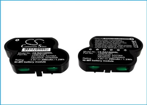 VINTRONS 3.7V Battery For HP StorageWorks MSA1500 HP-UX Dual Controller SATA, A9795B