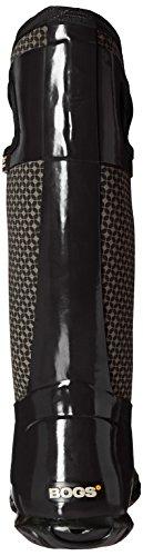 Wellies North Womens Black Hampton Cravat Bogs UAIwCqw