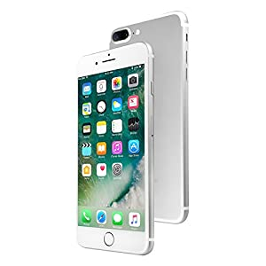 Apple iPhone 7 Plus 32 GB Unlocked, Silver (Certified Refurbished)