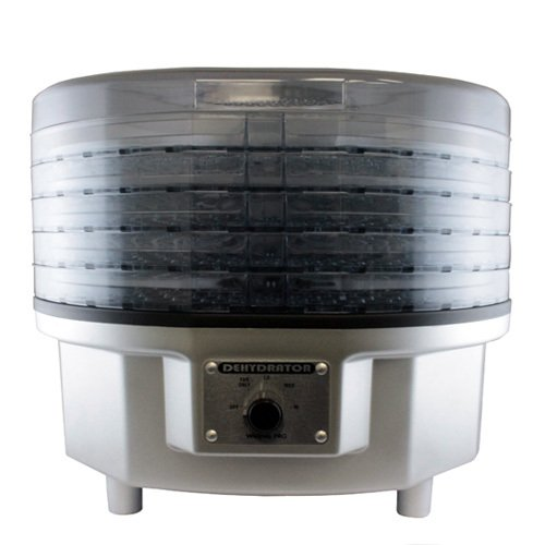 Waring DHR60 Professional Food Dehydrator Refurbished - Silver