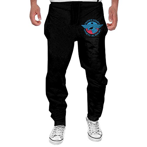 Men America's Sports University Open-bottom Sweatpants XXL
