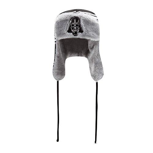 Star Wars Darth Vader Wordtrap Men's Trapper Hat - New Era Fur Cap