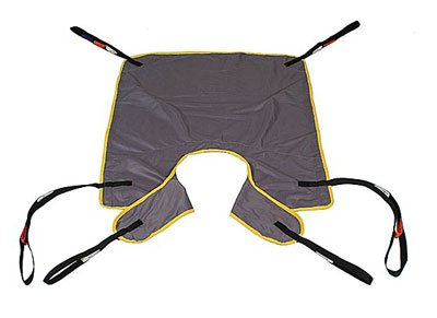Hoyer 6-Point - Quick Fit Deluxe Sling Quick Fit Deluxe Sling Size Medium Weight Range 125-200 lbs.