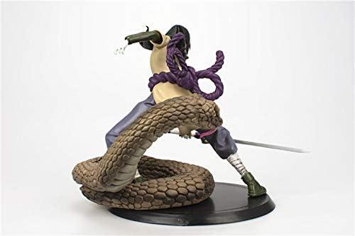Naruto, Oshemaru Figuur, Shippuden Snake Oom Oshemaru Model Speelgoed Sannin Ornamenten