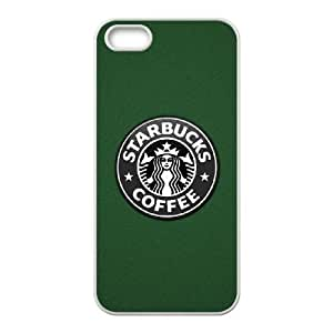 Starbucks For iPhone 5, 5S Cases Cover Cell Phone Case STR654907