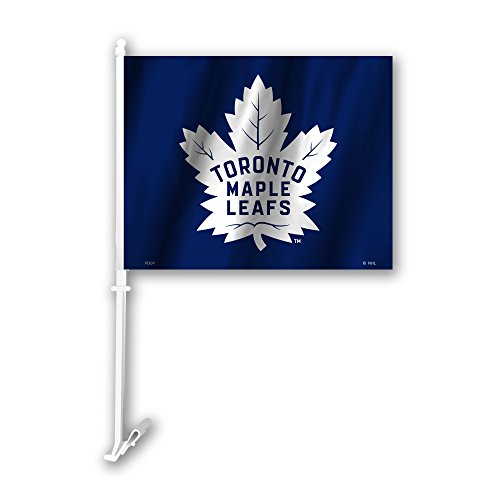Toronto Maple Leafs Car Flag Maple Leafs Car Flag Maple