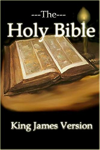 KING JAMES BIBLE TOUCH-KJV [Authorized Holy Bible]