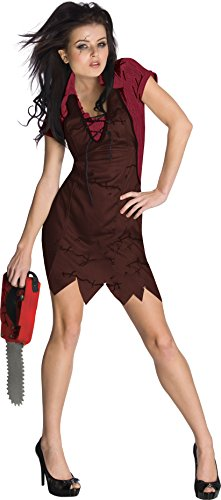 Texas Chainsaw Massacre Miss Leatherface Costume