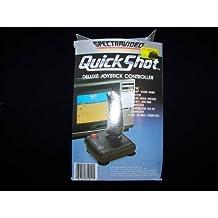 Spectravideo QuickShot Deluxe Joystick Controller 1984 Atari Commodore