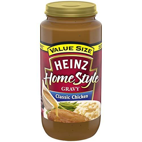Heinz Homestyle Chicken Gravy (18 oz Jars, Pack of - Chicken Heinz