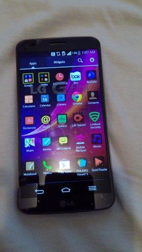 LG G Flex D959 32GB Silver T-Mobile