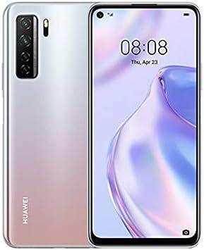 Huawei P40 Lite 5G - Smartphone 128GB, 6GB RAM, Dual Sim, Space Silver