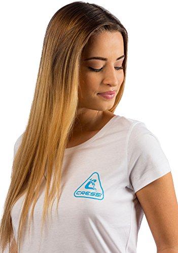 Qualit Alta Sportiva shirt T Cressi FxCIqqS4