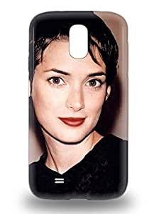 Galaxy 3D PC Case Cover For Galaxy S4 Retailer Packaging Winona Ryder American Female Noni Edward Scissorhands Black Swan A Scanner Darkly Protective 3D PC Case ( Custom Picture iPhone 6, iPhone 6 PLUS, iPhone 5, iPhone 5S, iPhone 5C, iPhone 4, iPhone 4S,Galaxy S6,Galaxy S5,Galaxy S4,Galaxy S3,Note 3,iPad Mini-Mini 2,iPad Air )