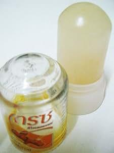 Grace Crystal Turmeric Extract Deodorant Roll-on Ammonium Alum