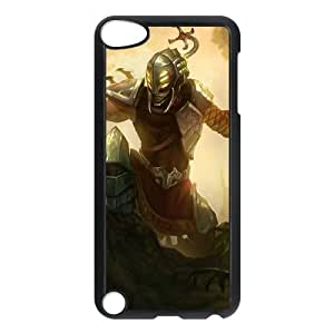 iPod Touch 5 Case Black League of Legends Headhunter Master Yi YD559357