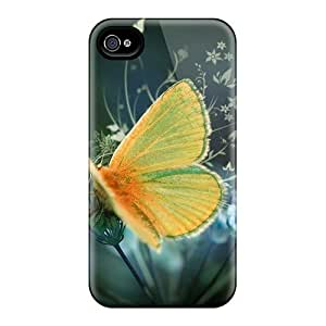 Special Design Back Butterfly Phone Cases Covers For Iphone 6 wangjiang maoyi