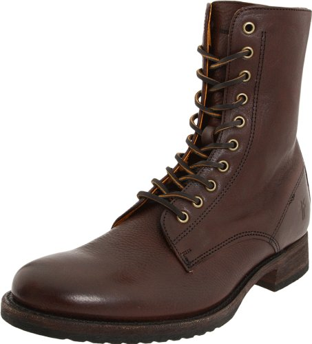 FRYE Mens Rand Lace Boot