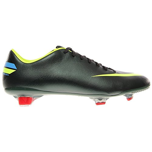 Chaussures de Football Mercurial Miracle III FG Algue/Volt/Rouge Challenge