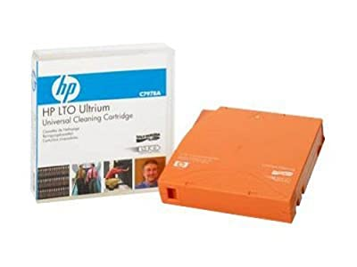 HP LTO Ultrium Universal Cleaning Cartridge by hp