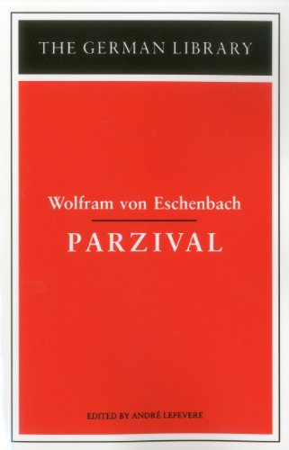 Book cover for Parzival