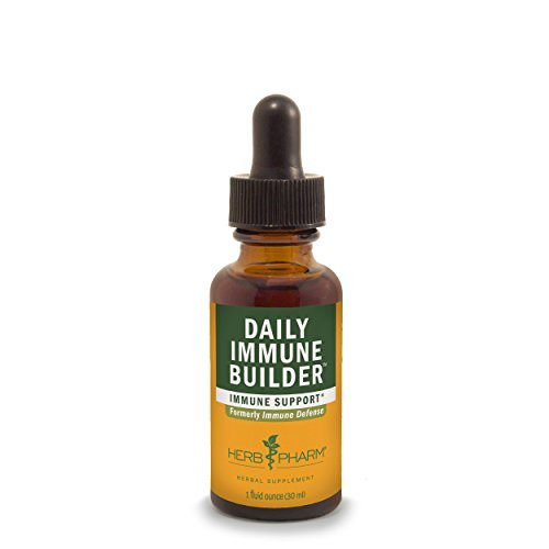 Daily Immune Builder - Herb Pharm Daily Immune Builder Herbal Immune System Defense - 1 Ounce by Herb Pharm