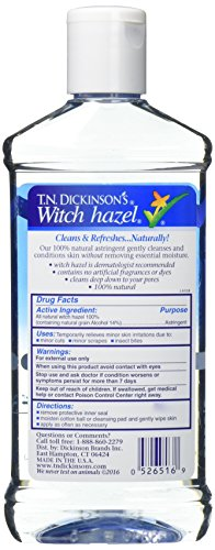 Buy witch hazel brand for face