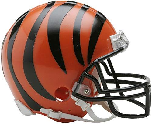 bengals mini football helmet - 7