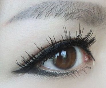 #52101 Black All Night Waterproof Liquid Eyeliner Smudge Proof Cosmetics Makeup