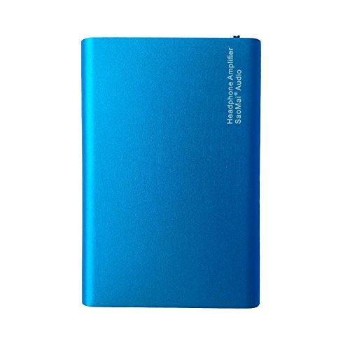 SaoMai HA4 HiFi Mini Portable Audio Lossless mp3 Player Companion Amplifier Headphone Earphone Amplifier for Phone Car / MP3 / 3.5mm USB