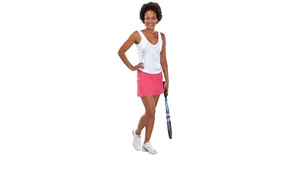 Babolat - Falda de pádel para Mujer, tamaño XL, Color Rosa: Amazon ...