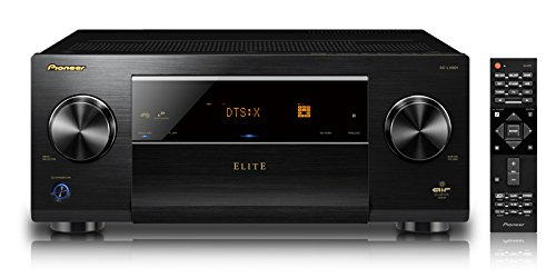 Pioneer Network AV Receiver Audio & Video Component Receiver