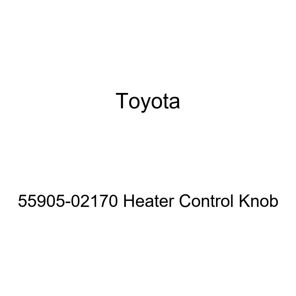 Toyota 55905-02170 Heater Control Knob