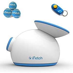 Pet Supplies Ifetch Automatic Catch Ball Machine For