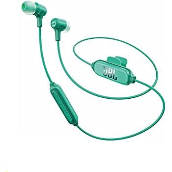 JBL E25BT Bluetooth In-Ear Headphones Teal