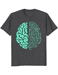 Human Brain Neurons Anatomy Shirt : Neurologist Neuroscience