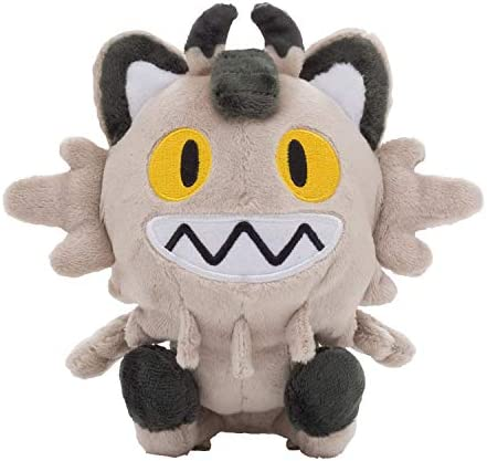 S Pok/émon All Star Collection Meowth Plush Toy Height 7.7 inches 19.5 cm