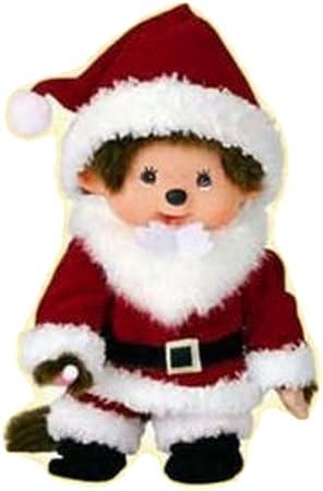 Kiki 929275 Jouet Premier Age Peluche Kiki Père Noel 20 Cm