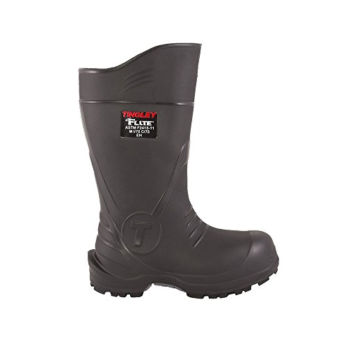 Tingley 27251.1 Flite 27251 Safety Toe Boot with Cleated Outsole by TINGLEY (Image #2)