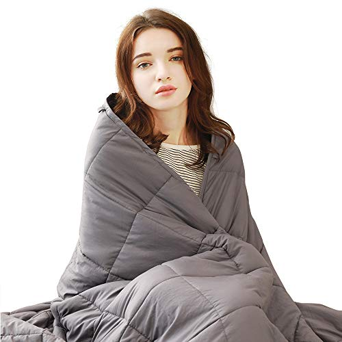 Simiao Weighted Anxiety Blanket 15 lbs, 60