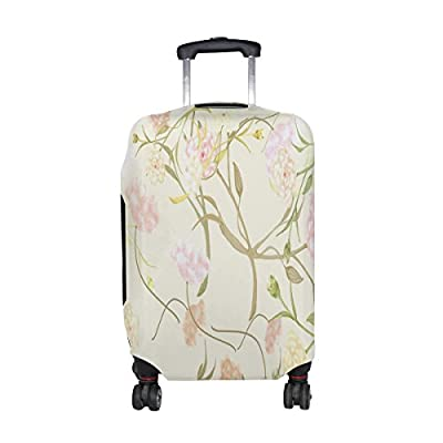 4f640ceb2e well-wreapped Luggage Protective Covers Washable Travel Luggage Cover  Suitcase 18-32 Inch