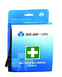 First Aid Works Multi-Purpose Small Workplace First Aid Kit