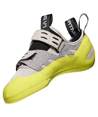 La Sportiva Mutant Scarpe Da Corsa Donna - Ss18 Geckogym Donna Grigio / Verde Mela Talla: 39