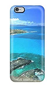New Arrival Premium 4s Case Cover For Iphone (makapu Oahu Hawaii Blue Sky Clouds White Water Shore Nature Other)