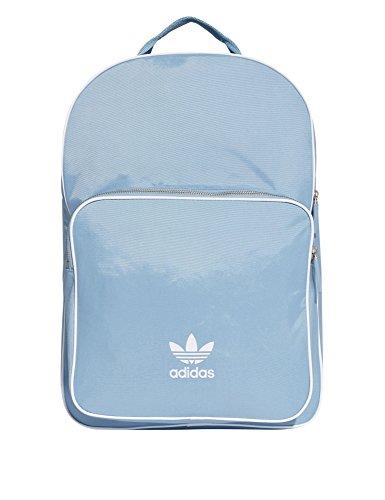 Adidas Originals Unisex Classic Unisex Ash Blue Backpack Polyamide by adidas Originals
