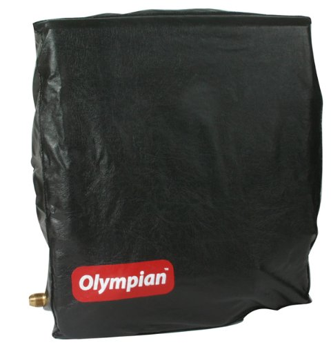 - Camco Olympian Wave Heater 3 Dust Cover  - Helps Keep Dust and Debris Off of The Catalytic Heating Pad |Custom Fitted  Wall Mounted Style Cover | Easy Use and Maintenance - (57706)