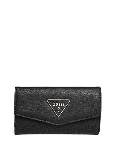 GUESS Factory Women's Desire Logo-Embossed Slim Flap over Wallet