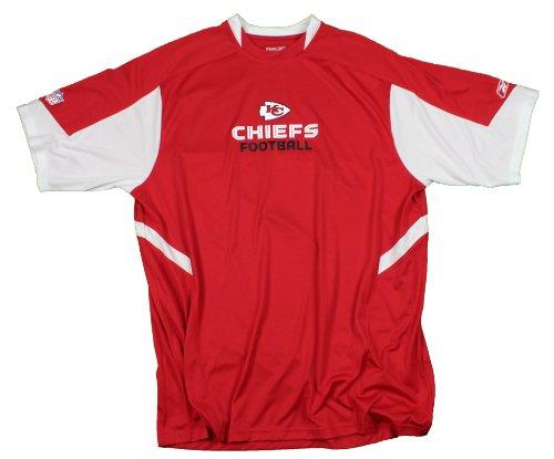NFL Kansas City Chiefs Shirt Sleeve Performance Playdry Shirt